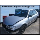 TOYOTA COROLLA 1600 CC VVTI AUTOMATIC BREAKING SPARES NOT SALVAGE 2000
