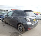 TOYOTA YARIS 1500 CC HYBRID TREND C AUTOMATIC BREAKING SPARES NOT SALVAGE 5 DOOR HATCHBACK 2014