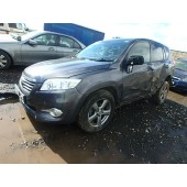 TOYOTA RAV-4 RAV4 RAV 4 2200 CC XTR D-4D DIESEL GREY ESTATE 6 SPEED MANUAL BREAKING SPARES 2012