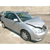 TOYOTA COROLLA 1600 CC T3 4 SPEED AUTOMATIC 3 DOOR HATCHBACK 2004 BREAKING SPARES NOT SALVAGE