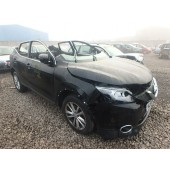 NISSAN QASHQAI 1500 CC ACENTA MANUAL DIESEL 5 DOOR BREAKING SPARES NOT SALVAGE 2014