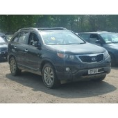 KIA SORENTO 2200 CC 6 SPEED AUTOMATIC DIESEL ESTATE BREAKING SPARES NOT SALVAGE 2011