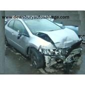 HONDA CIVIC 2200 CC SILVER BREAKING SPARES NOT SALVAGE 5 DOOR HATCHBACK 2006
