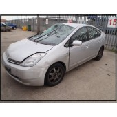 TOYOTA PRIUS T3 1500 CC VVTI AUTOMATIC PETROL SILVER 5 DOOR HATCHBACK 2006.