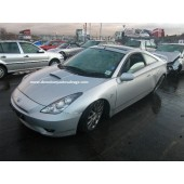 TOYOTA CELICA 1800 CC 2004 SILVER BREAKING SPARES NOT SALVAGE