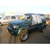 SUZUKI JIMNY 1400 CC 5 SPEED MANUAL PETROL 3 DOOR 2003 BREAKING SPARES NOT SALVAGE