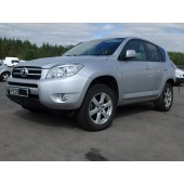 TOYOTA RAV-4 2200 CC XTR D-4D DIESEL SILVER ESTATE 6 SPEED BREAKING SPARES 2009