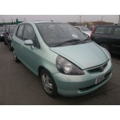 HONDA JAZZ  SE1300 CC GREEN BREAKING SPARES NOT SALVAGE 5 DOOR HATCHBACK 2003