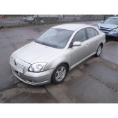 TOYOTA AVENSIS T3-X 1800 CC MANUAL BREAKING SPARES NOT SALVAGE 2006