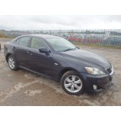 LEXUS IS220 D IS 220 DIESEL BLUE MANUAL 2007 BREAKING SPARES NOT SALVAGE 4 DOOR SALOON