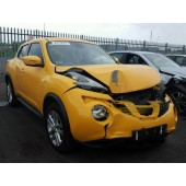 NISSAN JUKE N -CON 1500 CC DIESEL YELLOW BREAKING SPARES NOT SALVAGE 2016