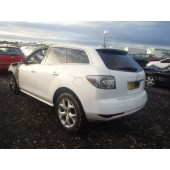 MAZDA CX-7 CX7 SPORT TECH D 2200 CC MANUAL WHITE DIESEL BREAKING SPARES 2011