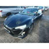 TOYOTA GT86 D-4S MANUAL BLACK COUPE PETROL 2013 BREAKING SPARES PARTS
