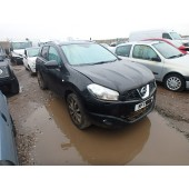 NISSAN QASHQAI 1500 CC TEKNA DCI MANUAL 5 DOOR BREAKING SPARES NOT SALVAGE 2011