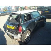 MINI COOPER HALF LEATHER 1600 2003 BLUE Manual Petrol 3Door