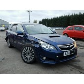 SUBARU LEGACY RE 2000 CC 6 SPEED MANUAL DIESEL ESTATE BREAKING SPARES NOT SALVAGE 2011