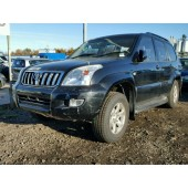 TOYOTA LANDCRUISER LC5 4000 CC VVTI 4 SPEED AUTOMATIC ESTATE BLACK BREAKING SPARES NOT SALVAGE 2004