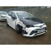 TOYOTA AVENSIS 1600 CC 6 SPEED MANUAL DIESEL 4 DOOR SALOON BREAKING SPARES NOT SALVAGE 2016