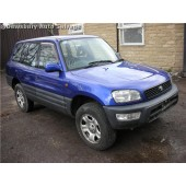 TOYOTA RAV-4  - 1999 BLACK Manual Petrol -