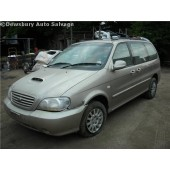 KIA SEDONA  2900 2004 GOLD Manual Turbo Diesel 5Door