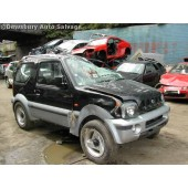 SUZUKI JIMNY  1300 2004 BLACK Manual Petrol 3 Door