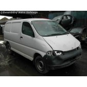 TOYOTA POWERVAN  2400 2000 GREEN Manual Diesel -