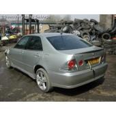 LEXUS IS200  2000 2001 SILVER Manual Petrol 4Door