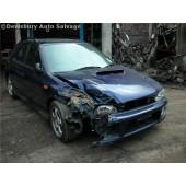 SUBARU IMPREZA  2000 1995 BLACK Manual Turbo Petrol -