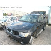 MITSUBISHI L200 2500 CC DID BLACK MANUAL DIESEL 2007 4 DOOR.