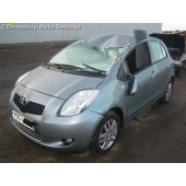 TOYOTA YARIS 1000CC  2007 SILVER Manual Petrol 5Door