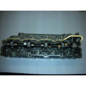 MITSUBISHI DELICA 2.8 TURBO DIESEL COMPLETE CYLINDER HEAD (4M40T) .
