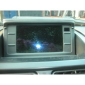 LEXUS IS200 IS 200 ALTEZZA SAT NAV SATELLITE NAVIGATION SCREEN / MONITOR DISPLAY UNIT .