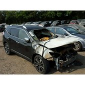 NISSAN XTRAIL X TRAIL X-TRAIL 1600 CC DIESEL ESTATE 1 SPEED AUTOMATIC  BREAKING SPARES NOT SALVAGE 2016