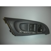 NISSAN ALMERA DRIVER SIDE FRONT WINDOW SWITCHES 2003-2005
