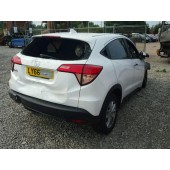 HONDA HRV HR-V 1600 CC WHITE 6 SPEED MANUAL DIESEL BREAKING SPARES NOT SALVAGE 2017