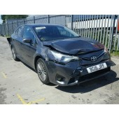 TOYOTA AVENSIS 2000 CC 6 SPEED MANUAL DIESEL 4 DOOR SALOON BREAKING SPARES NOT SALVAGE 2016