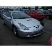 TOYOTA CELICA  1800 2002 RED Manual Petrol 2Door