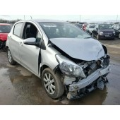 TOYOTA YARIS 1300 CC I-CON VVTI BREAKING SPARES NOT SALVAGE 5 DOOR HATCHBACK 2014