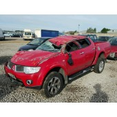 MITSUBISHI L200 DID PICKUP BARBARIAN PICKUP 2500 CC RED DIESEL MANUAL 2013