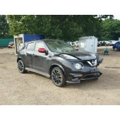 NISSAN JUKE NISMO RS DIG-T 1600 CC BLACK PETROL HATCHBACK BREAKING SPARES NOT SALVAGE 2015