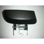 NISSAN PTHFINDER PASSENGER SIDE REAR DOOR HANDLE 2005-2010.