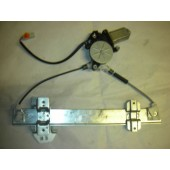 HONDA LEGEND 3500 CC PASSENGER SIDE REAR (N/S/R) WINDOW MECHANISM REGULATOR 1996-2001