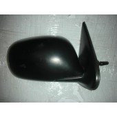 NISSAN MICRA K11 DRIVER SIDE FRONT MANUAL DOOR MIRROR 1998-2002.