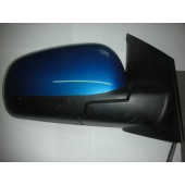NISSAN NOTE DRIVER SIDE FRONT DOOR MIRROR 2006-2007.