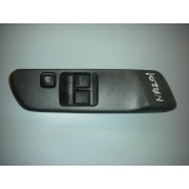 NISSAN P12 DRIVER SIDE FRONT WINDOW SWITCHES 2001-2002.