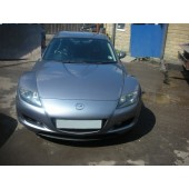 MAZDA RX-8 RX8 2600 CC 192 BHP 5 SPEED MANUAL BREAKING SPARES NOT SALVAGE 2004