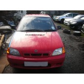 SUZUKI SWIFT 1300 CC MANUAL 3 DOOR HATCHBACK 1999 BREAKING SPARES NOT SALVAGE.