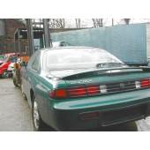 NISSAN 200SX turbo 2000 1999 MAROON Manual Petrol 2Door