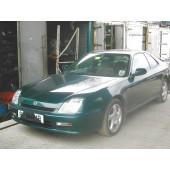 HONDA PRELUDE  2200 1997 SILVER Automatic Petrol 2Door