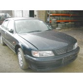 NISSAN QX  3000 1997 GREEN Manual Petrol 4 Door